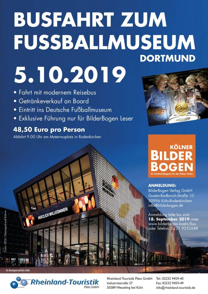 Fussballmuseum 5.10.2019