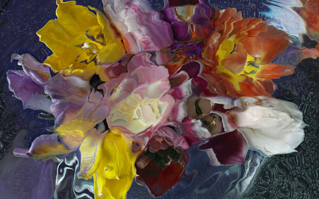 """Anna Halm Schudel """"Blossom"""" – in focus galerie"""